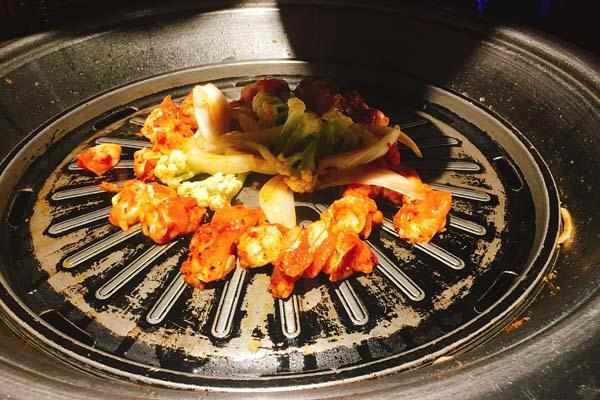 韩喜果木烤肉加盟要多少钱