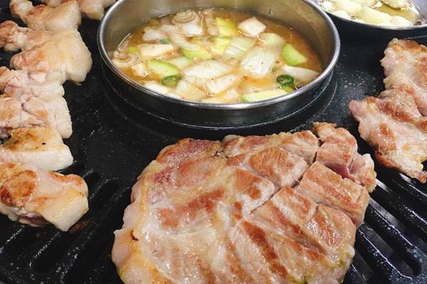 洛阳烤肉加盟