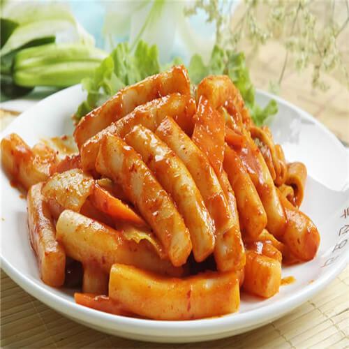 炒韩式米糕