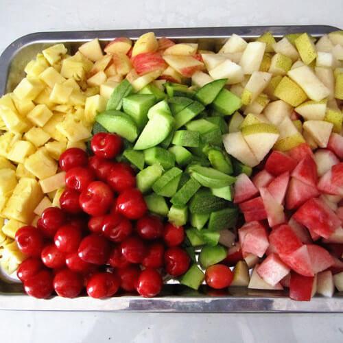 【手工美食】水果酵素