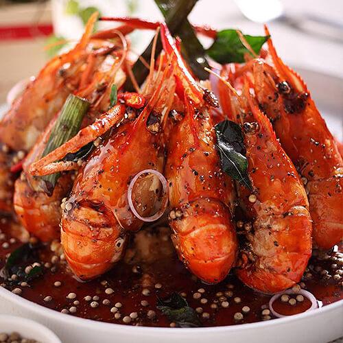 重庆香辣虾