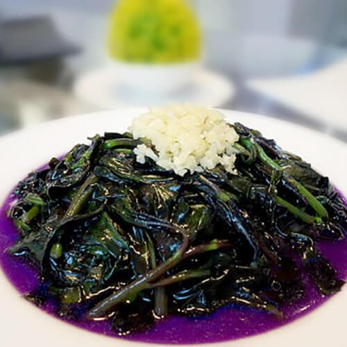 蒜香紫背天葵
