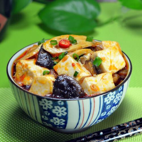 笋丁香菇肉酱