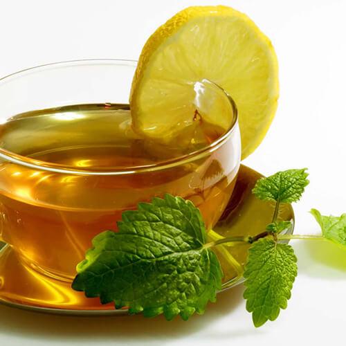 薄荷竹叶茶