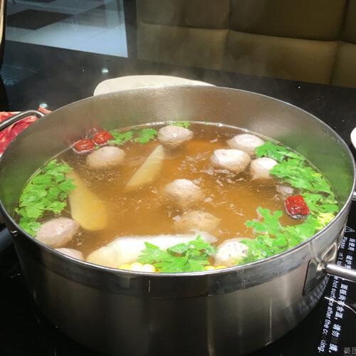 牛肉汤火锅