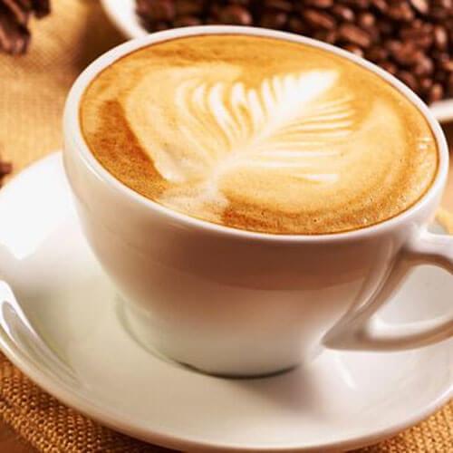 自制拿铁咖啡