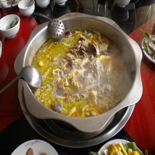 美味泰式咖哩锅