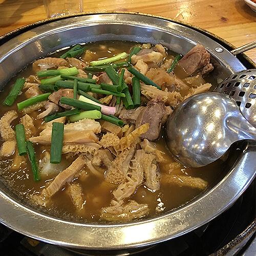 电饭锅版牛杂火锅