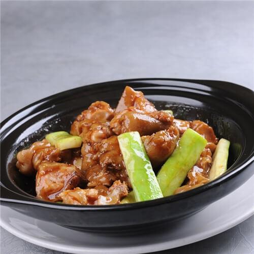 黄豆香菇煲猪蹄