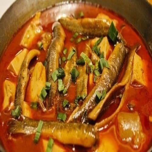 油煮沙尖鱼