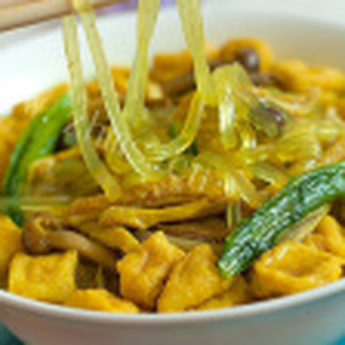 咖喱牛肚粉丝汤