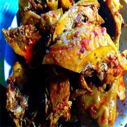 台湾香酥麻辣鸡块