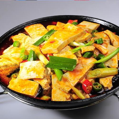 农家菜豆腐