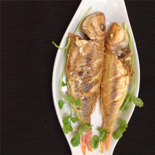干煎金线鱼