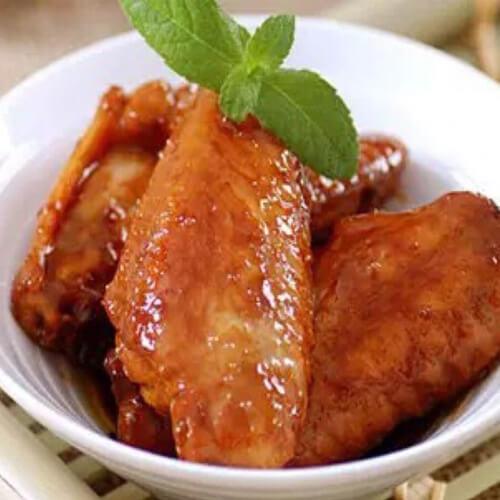 冰糖鸡翅---好吃到让你想飞