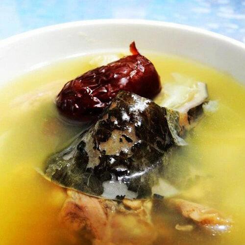 甲鱼大枣养颜汤