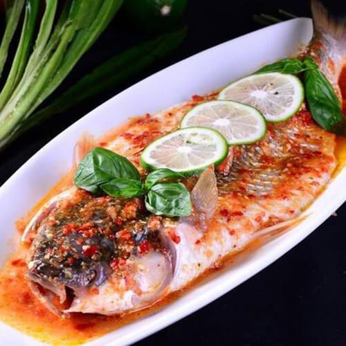 美味泰式乌头鱼(明炉煮乌头)