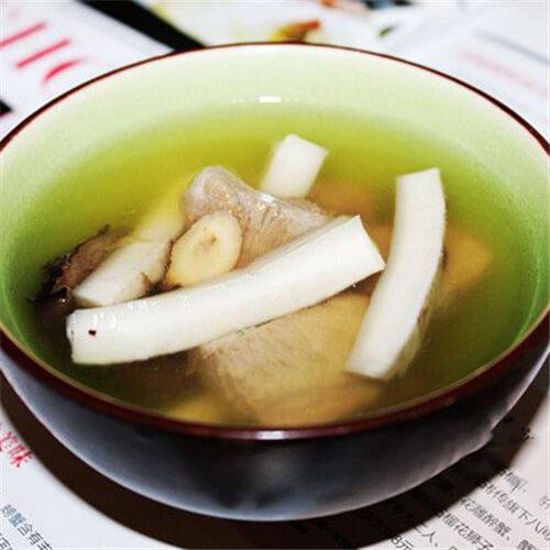 椰子瘦肉汤