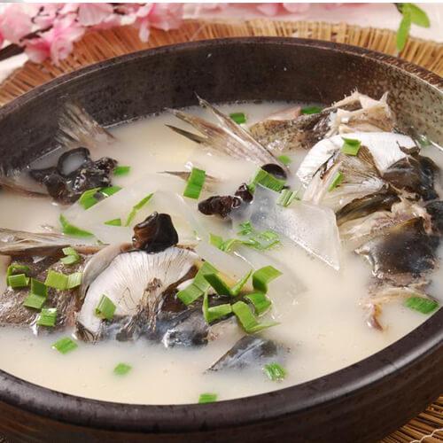 鱼排鱼头汤