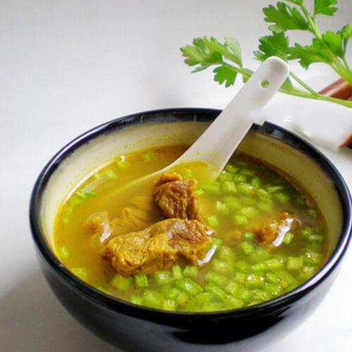 咖喱牛肉汤