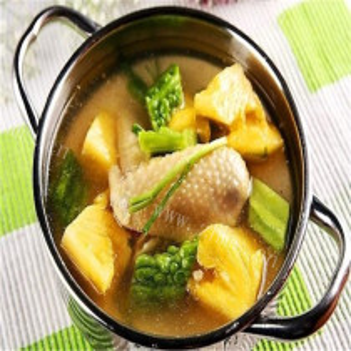 凤爪猪肺白菜汤