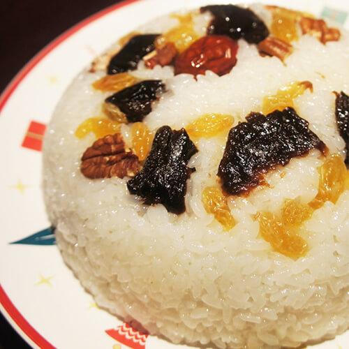 上海八宝饭