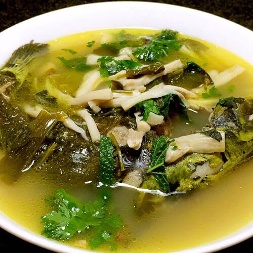 黄颡鱼莴笋汤