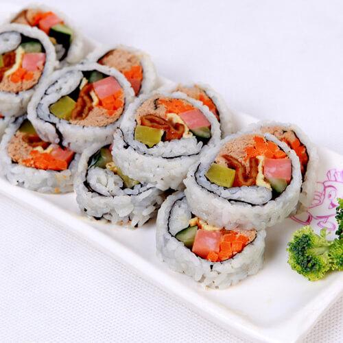 改良版裸体寿司