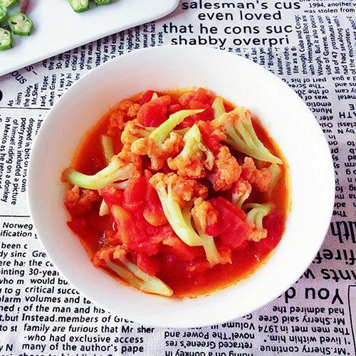 番茄花椰菜