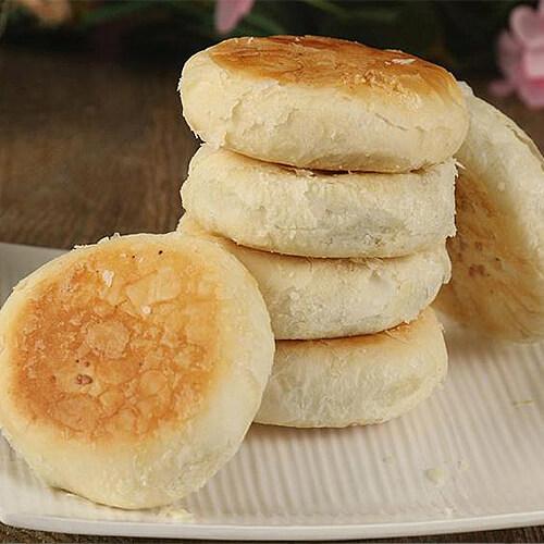 栗子红糖饼