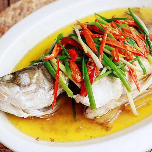清蒸鳜鱼-妈妈菜