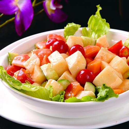 鲜果时蔬沙拉