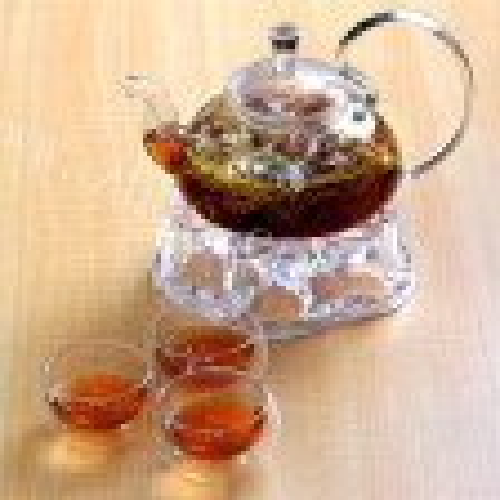 罗汉果玫瑰花茶