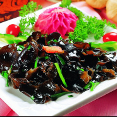 #DIY美食#韭菜炒木耳