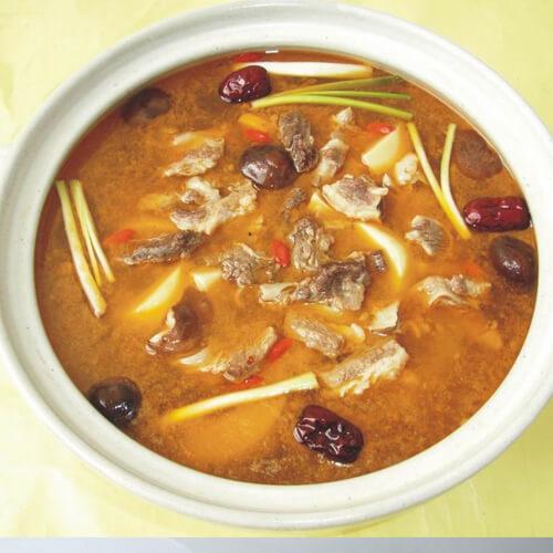家庭版牛肉汤