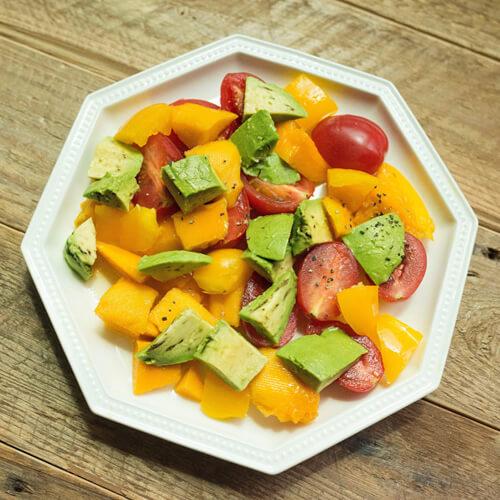 越式芒果鳄梨沙拉