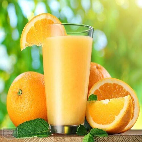 #念念不忘#鲜榨橙汁