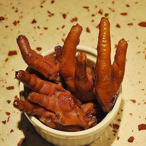 酱香山楂凤爪