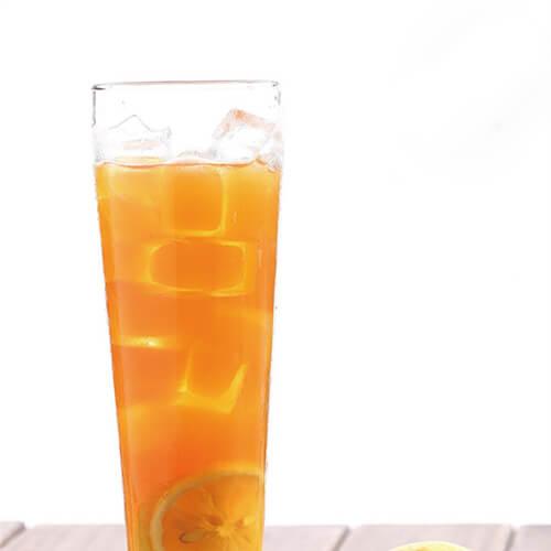 金橘蜂蜜茶