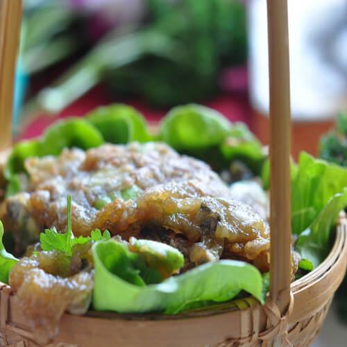 海蛎地瓜粉粿