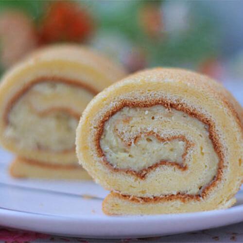 榴莲蛋糕卷