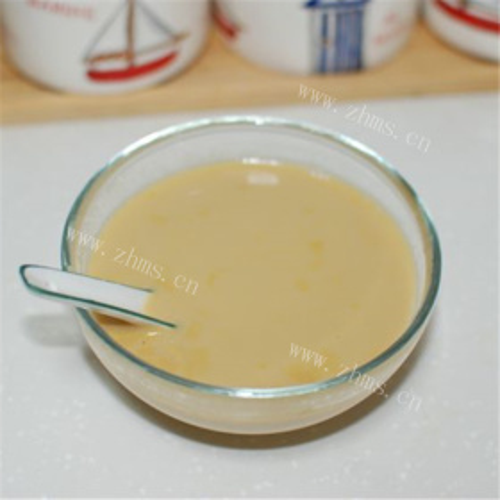 红枣高粱豆浆