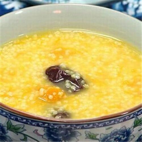 黑豆小米粥