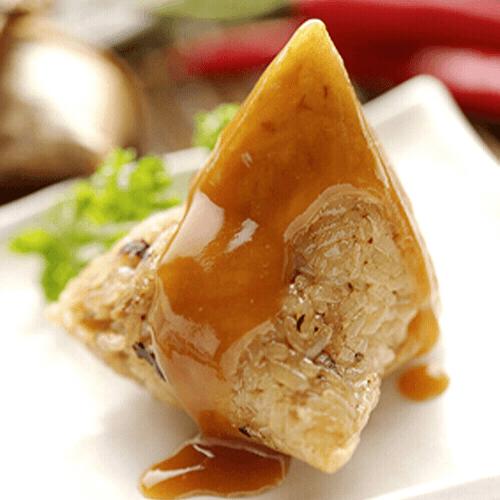 米豆阿胶粽子