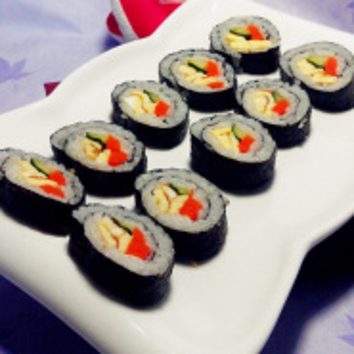 紫菜包饭(家庭版)