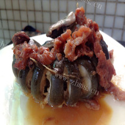 酸梅蒸鳗鱼