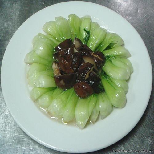 青菜炖牛肉