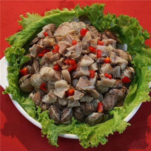 铁锅蛤蜊鸡