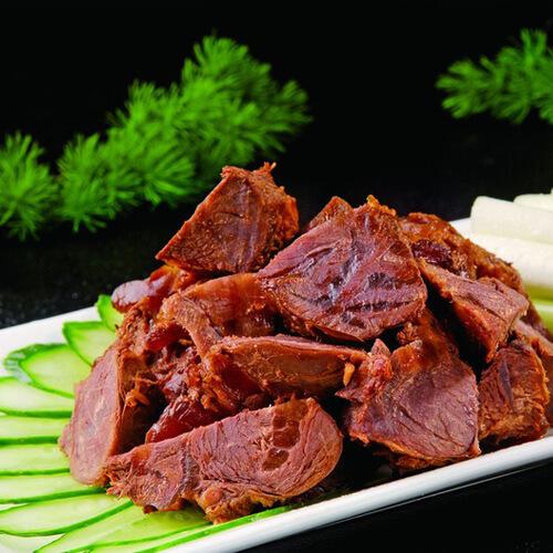 美味酱牛肉