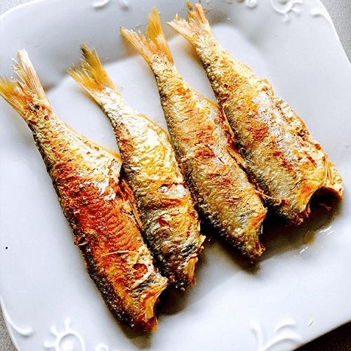 香炸海鲫鱼